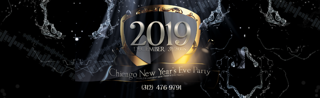 Chicago New Years Eve 2020 Chicago New Year's Eve Party 2020